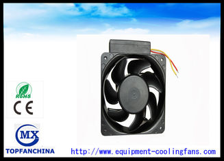 220 Volt AC Ventilation Brushless Cooling Fan With Aluminum Frame