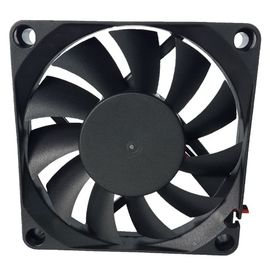 CPU DC Exhaust Computer Case Cooling Fans 70 × 70 × 15mm 4000rpm Speed Low Noise