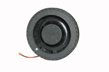 Round DC Centrifugal Fan , 120mm Air Conditioner Fan 12025 Impedance Protected